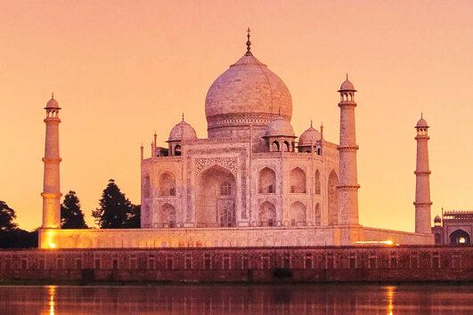 Tajmahal Sunrise Tour from Delhi